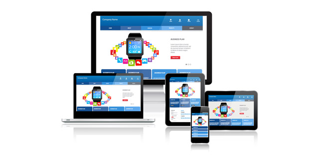 Responsive Design allows any device to show your website properly